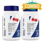 Ômega For - Ômega 3 Vitafor - 2 unidades 120 Cápsulas