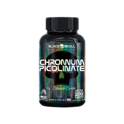 Chromium Picolinate (200 Tabletes) - Black Skull