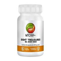 Ba Zhen Wan 400mg - MTC Vitafor (60 cápsulas)