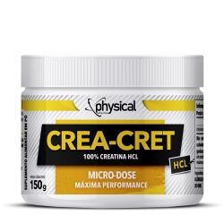 Creatina (Crea-Creat Microdose) (150g) - Physical Pharma