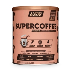 Super Coffe 2.0 (220g) - Caffeine Army