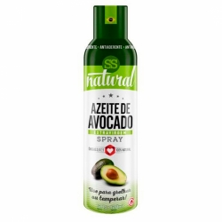 Azeite de Avocado Spray (128ml) - SS Natural