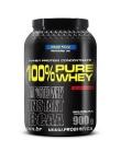 100% Pure Whey Protein Baunilha Probiótica - 900 g