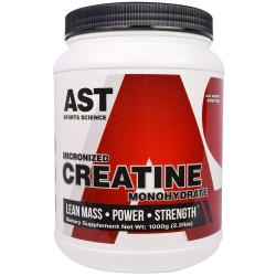 Creatina Monohidratada AST Sports - 525g