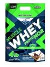 Muscle Whey Proto NO2 Neo Nutri - Morango com Banana - 900g