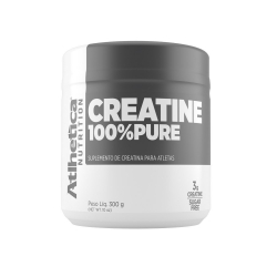 Creatina 100% Pure (300g) - Atlhetica Evolution