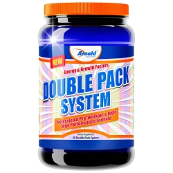 Double Pack System - Arnold Nutrition - 60 Packs