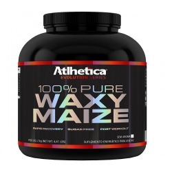 100% Pure Waxy Maize (2Kg) - Atlhetica Nutrition