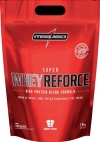 Super Whey Reforce Refil - Integralmédica - Morango - 1,8 Kg