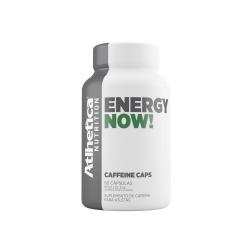 Energy Now (60 Cápsulas) - Atlhetica Nutrition