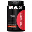 100% Whey - Max Titanium - Chocolate - 900g