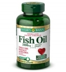 Óleo de Peixe - Fish Oil 2400mg - Natures Bounty