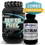Compre PeptoFuel 909g + Ultrum 100 Tabletes - Performance Nutrition