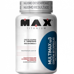 Multimax Omega 3 (480mL) - Max Titanium