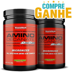 Compre Amino Decanate Muscle Meds - 300g