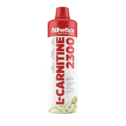 L-Carnitina 2300 (960ml) - Atlhetica Evolution