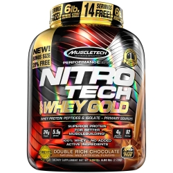 Nitro Tech 100% Whey Gold (2,5kg) - Muscletech