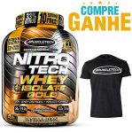 Nitro Tech Plus Whey Gold Isolate (1,8kg) - Muscletech