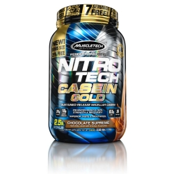 Nitro Tech Casein Gold (1,13kg) - Muscletech
