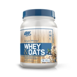 Whey & Oats (700g) - Optimum Nutrition