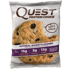 Quest Nutrition Protein Cookie (1 Unidade de 58g) - Quest Nutrition