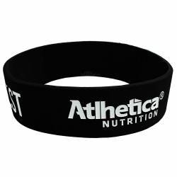 Pulseira Wristband BE THE BEST - Atlhetica Nutrition