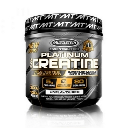 Platinum 100% Creatina Micronized (400g) - Muscletech