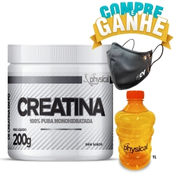 Creatina (200g) - Physical Pharma