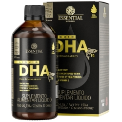 DHA TG Liquid (30 Doses 150ml) - Essential Nutrition