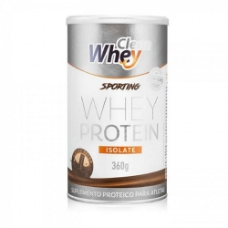 Clean Whey Isolate (360g) - Clean Whey