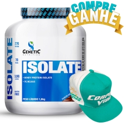 Isolate (1,8Kg) - Genetic Nutrition