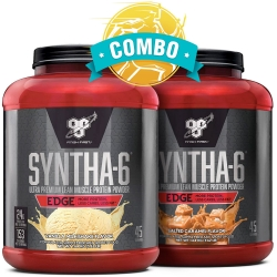 Combo BSN: 2 Unidades Syntha 6 Edge (1,7Kg) - BSN