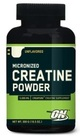 Creatina em Pó Optimum Nutrition / Creatine Powder Optimum Nutrition