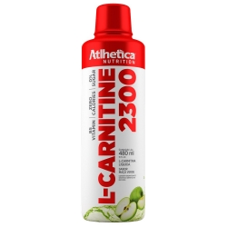L-Carnitina 2300 (480mL) - Atlhetica Evolution