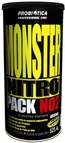 Monster Nitro Pack NO2 - 44 Packs - Probiótica - Professional Line