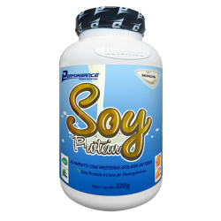 Soy Protein - Proteína de Soja (320g) - Performance Nutrition