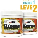 Muscle Martini - GAT - 365g (Pague 1 Leve 2) - Validade 02/2017