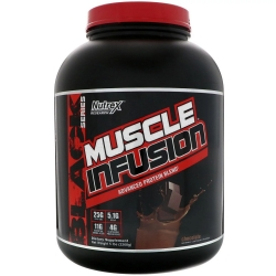 Muscle Infusion Black - Nutrex