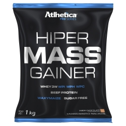 Hiper Mass Gainer Pro Series (1kg) - Atlhetica Nutrition - Unissex
