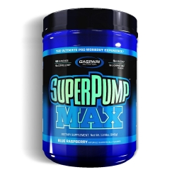 Super Pump Max - Gaspari Nutrition