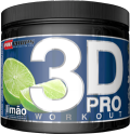 3D Pro Workout - Procorps - 200g