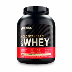 100% Whey Protein Gold Standard (2,270Kg) Optimum Nutrition
