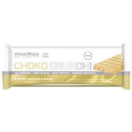Barra Choko Crunch - Chocolate Branco - Probiótica - 40g