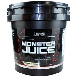 Monster Juice - Ultimate Nutrition - Baunilha - 4.540g