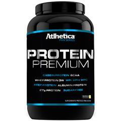 Protein Premium - Pro Series - Atlhetica Nutrition - Baunilha - 900g