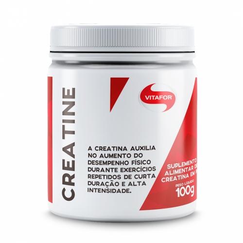 Creatine Monohidratada (100g) - Vitafor