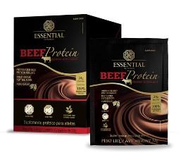 Beef Protein Banana c/ Canela (1 caixa - 15 sachês) - Essential