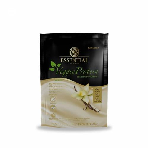 Veggie Protein  sabor Baunilha 1 Sachê de 36g - Essential