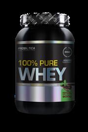 100% Pure Whey Protein Probiótica Chocolate com Menta - 900g