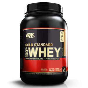 100% Whey Protein Gold Standard - Doce de Leite - 909g - Optimum Nutrition